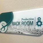 Custom Acrylic Signs
